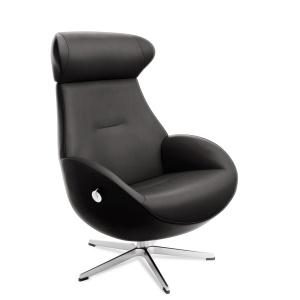 Globe Crossfoot Swivel Chair