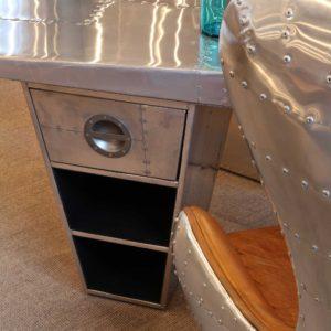 Aviator Keeler Wing Desk Chair-52982