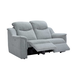 G Plan Firth 2 Seater Electric Double Recliner Sofa