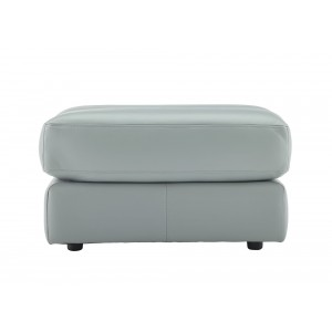 G Plan Firth Footstool in leather