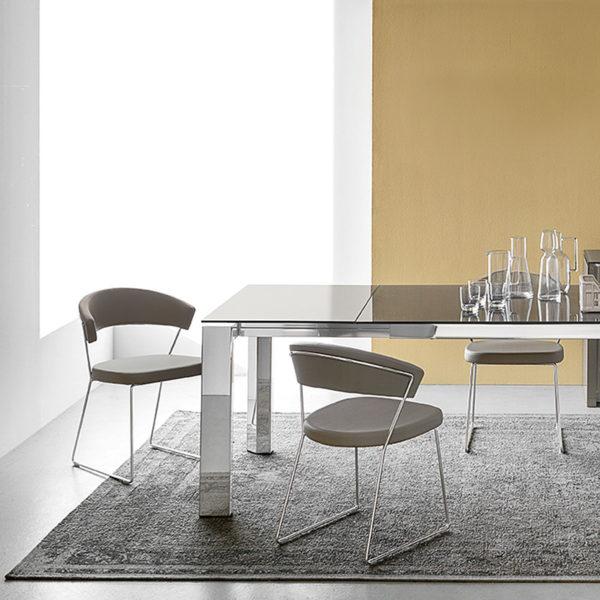 Calligaris CB/1022-LH New York Chair-54652