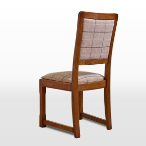 Old Charm Upholstered Dining Chair