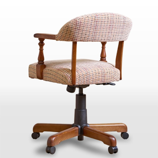 Old Charm Captains Chair