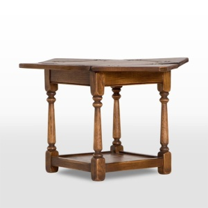 Old Charm Flip Top Table