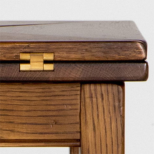 Old Charm 3175 Flip Top Table-55684