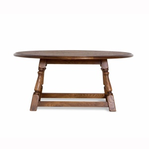 Old Charm 3176 Round Coffee Table