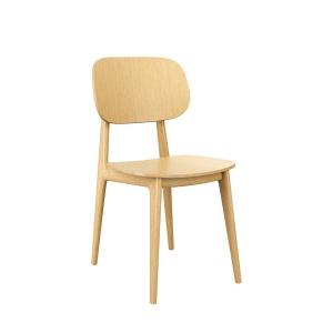Settle Oak Dining Chair