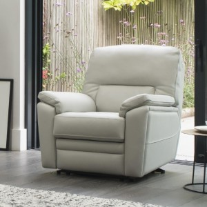 Parker Knoll Hampton Recliner Armchair in leather