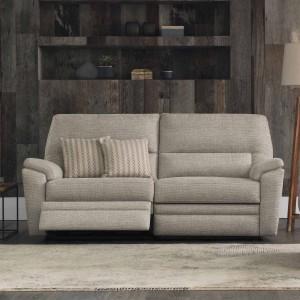 Parker Knoll Hampton Large 2 Seater Recliner Sofa