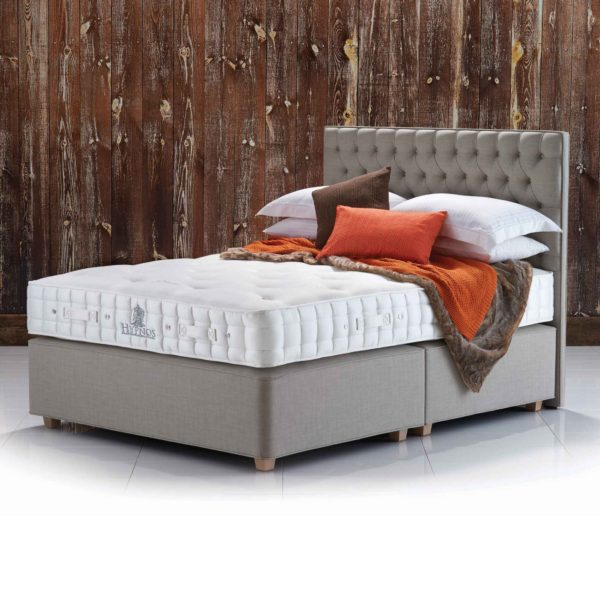 Hypnos Luxury No Turn Supreme Mattress-57479