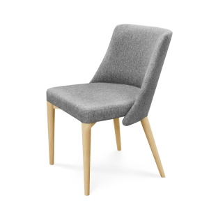 Domino Oak Dining Chair