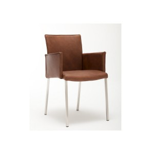 Gwinner Jule Chair with Armrests