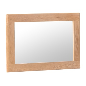 Nantes Oak Wall Mirror
