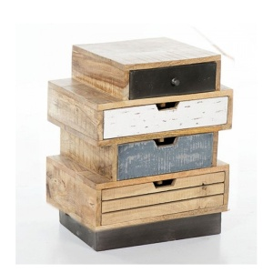 Warehouse Quirky Set of Drawers