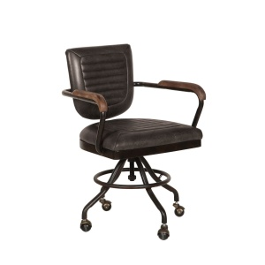 Mitchell Office Chair in grey