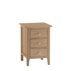 Nantes Oak Large Bedside Chest