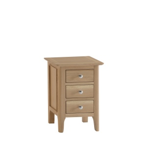 Nantes Oak Small Bedside Chest