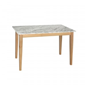 Atelier Katrina Dining Table with marble top