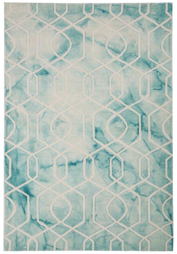 Fresco Rug in Aqua