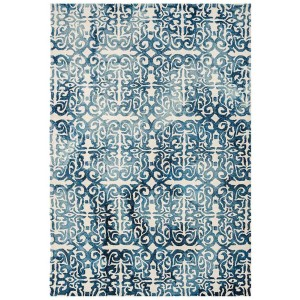 Fresco Rug in Blue