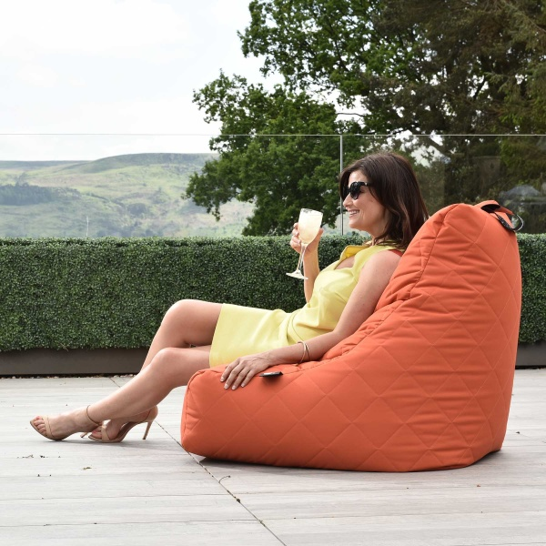 Mighty B Quilted Bean Bag