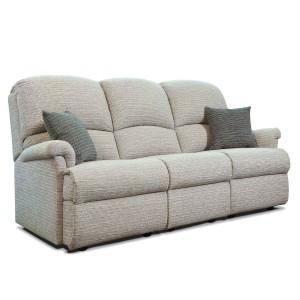 Nevada 3 Seater Sofa in fabric