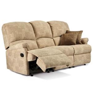 Nevada Reclining 3 Seater Sofa