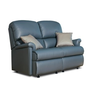Nevada 2 Seater Sofa in leather