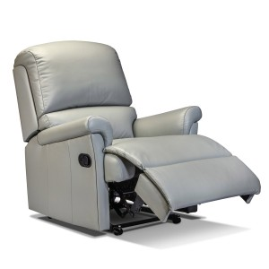 Nevada Recliner Chair in leather
