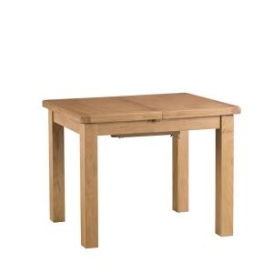 Cordoba Oak 100cm Extending Dining Table