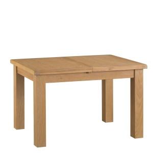 Cordoba Oak 125cm Extending Dining Table