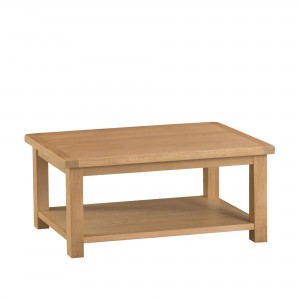 Cordoba Oak Coffee Table
