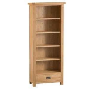 Cordoba Oak Medium Bookcase