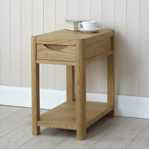 Bergen Compact Lamp Table