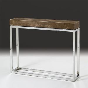 Stone International Kubo Console Table