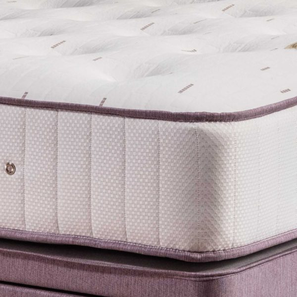 Richmond 1000 pocket spring mattress detail