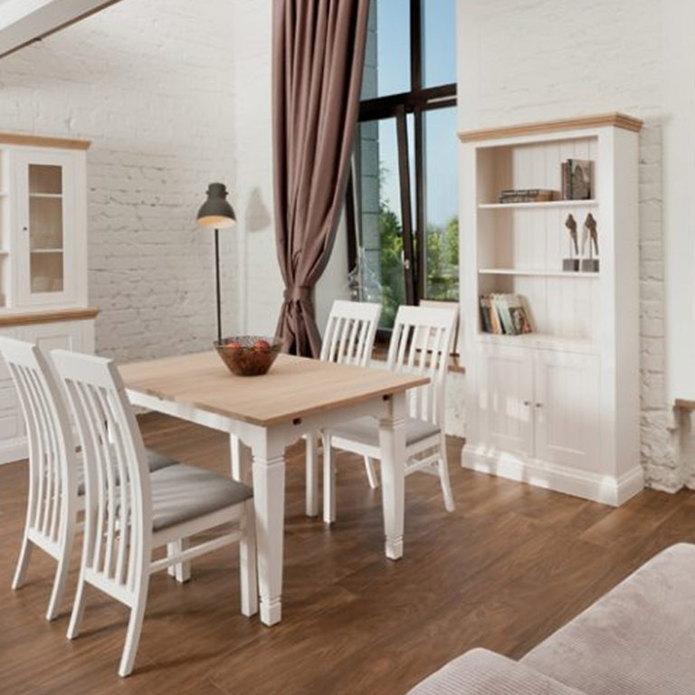 Cello Oak Painted dining collection
