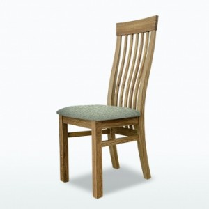 Warwick Oak WN63 Swell Chair