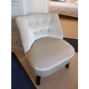 Showroom Clearance: Katie Chair in Cream-0
