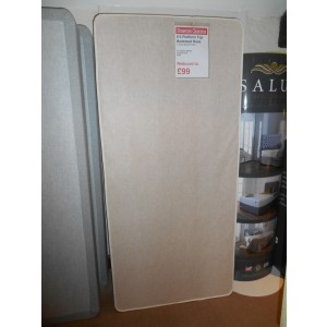 Showroom Clearance: 6'0 Platform Top Bedstead Base-0
