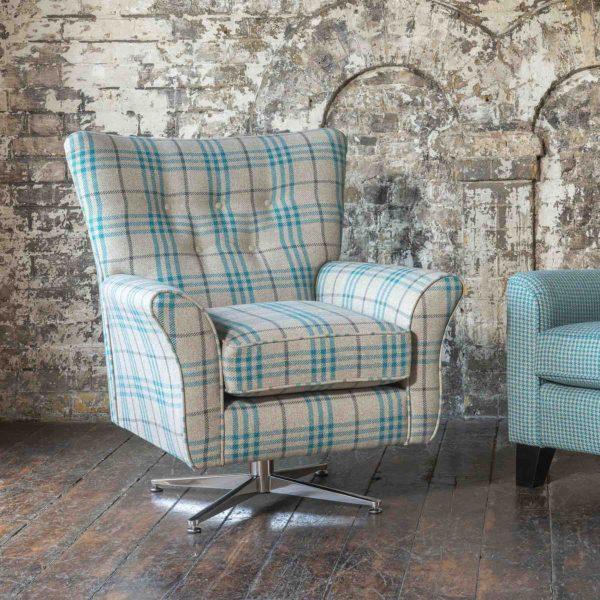 Camborne Swivel Chair