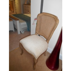 Showroom Clearance: WH02 Mango Rattan Back Dining Chair-0