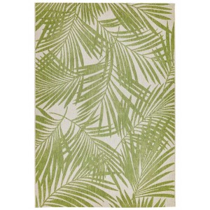 Patio PAT15 Green Palm Rug