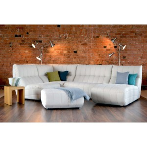 Bella Corner Sofa group with chaise end