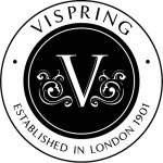 Vispring Logo Made in Britain