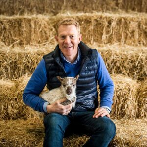 Adam Henson by Harrison Spinks