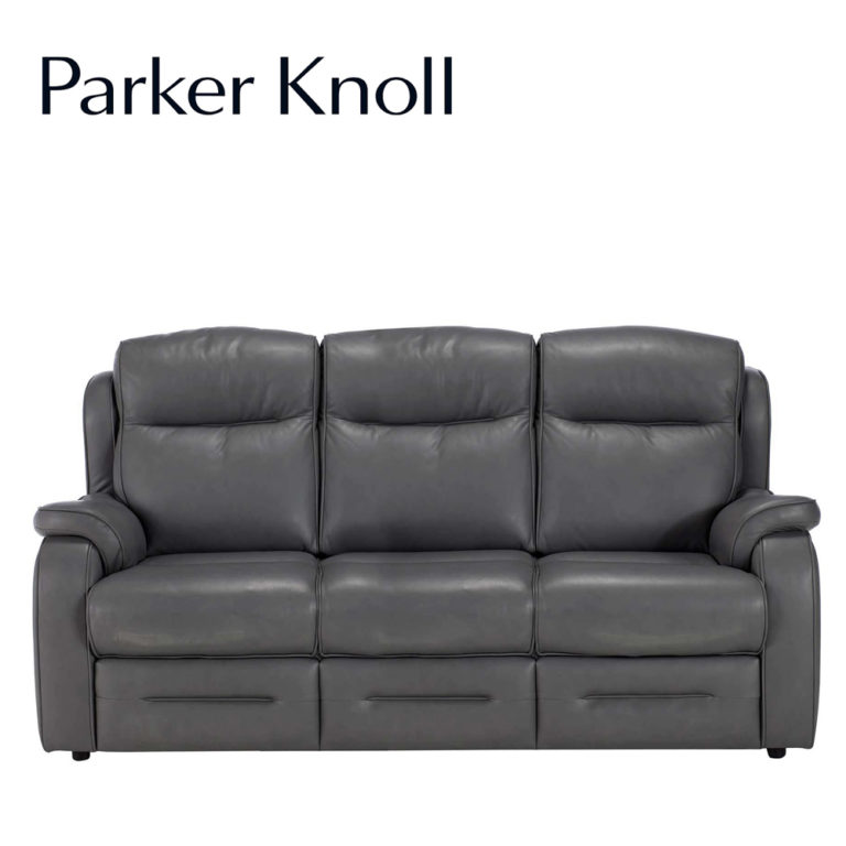 Parker Knoll Boston leather
