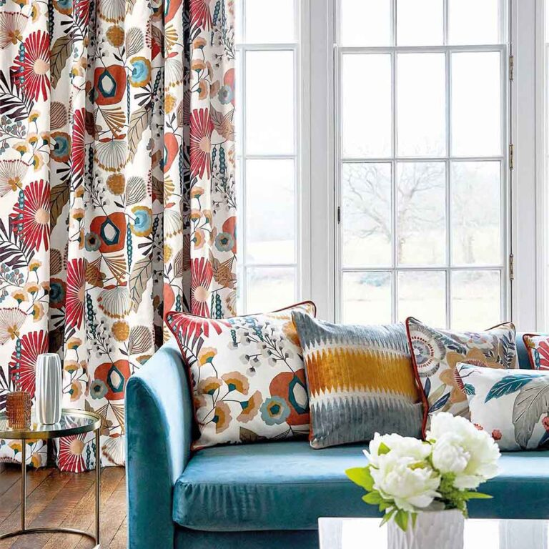 Curtains and Fabric collections