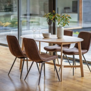 Jacobsen Oval Dining Table