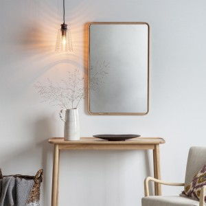 Kingsley Wall Mirror and Console